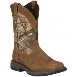 Ariat Conquest Pull On Waterproof