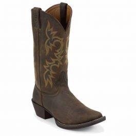 Justin Boots Sorrel Apache