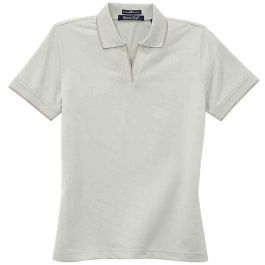 Rivers End Jacquard Polo