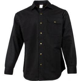 Rivers End Canvas shirt jac/flannel lining