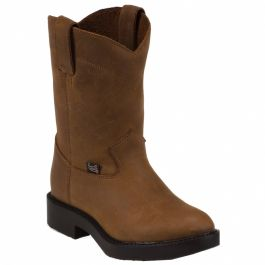 Justin Boots Aged Bark ( Youth / Toddler )