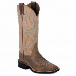 Justin Boots Arizona Mocha