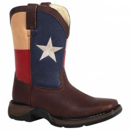 Lil Durango 8in Texas Flag Toddler/Youth