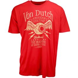 Von Dutch Short Sleeve Tee