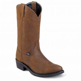 Justin Boots Crazy Cow 12inch
