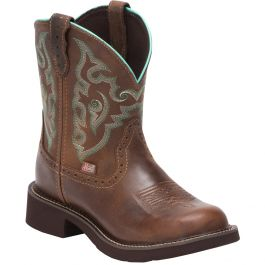 Justin Boots Gypsy Collection Tan Jaguar