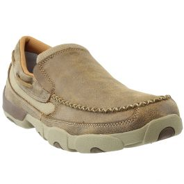 Twisted X Driving Moccasins Slip On