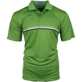 Page & Tuttle CHEST/COLLARSTRIPE POLO