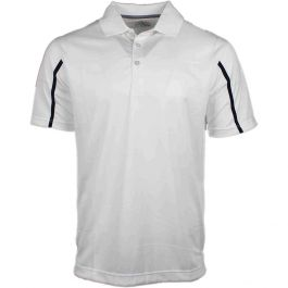 Page & Tuttle BACK MESH PANEL POLO