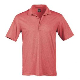 Page & Tuttle Solid Heather Polo
