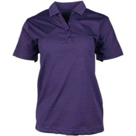 Page & Tuttle TWO COLOR STRIPE POLO