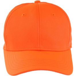 Rivers End Blaze Orange Hunting Cap
