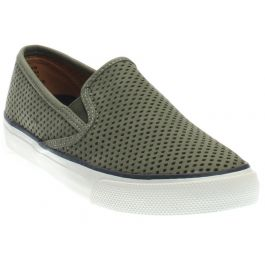 Sperry Seaside Perforated Leather
