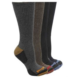 Timberland Comfort Crew 4Pk Socks