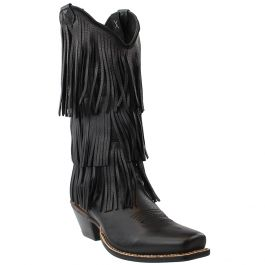 Twisted X Stepping Out Boot Fringe