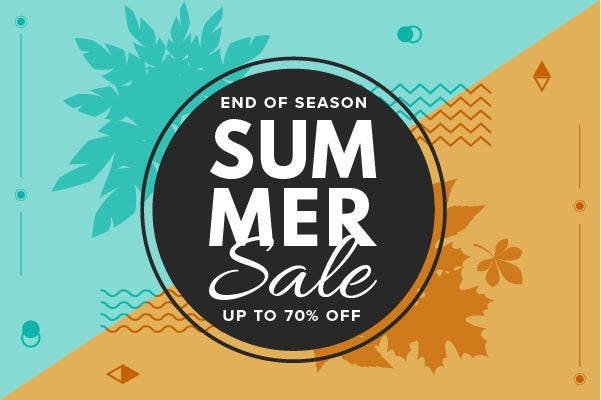 End of Season Summer Sale - Up to 70% Off | Shop now