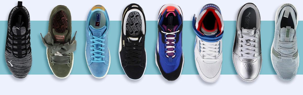 puma sneakers price list